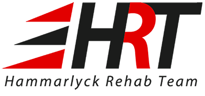 Hammarlyck Rehab Team Logotyp