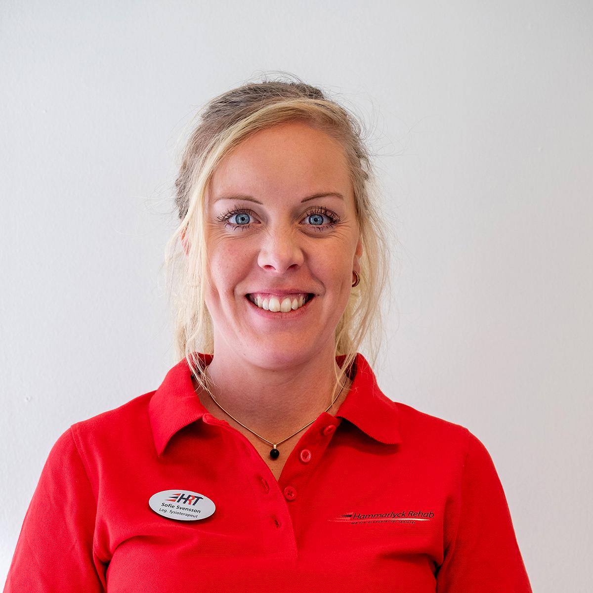Sofie svensson Leg. fysioterapeut